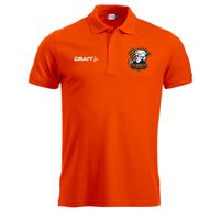 SC Borea Manhattan Polo Unisex orange