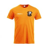 SC Borea Classic T-Shirt Junior orange