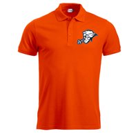 "SC Borea Manhattan Polo ""Windgott"" Unisex orange"